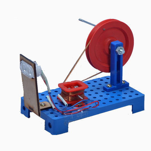 Electric Motor Project Kit: Physics Project For School