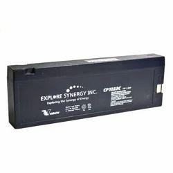 12V 2.3aH Sliding Medical Batteries