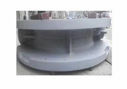 Industrial Double Flange Metallic Pattern