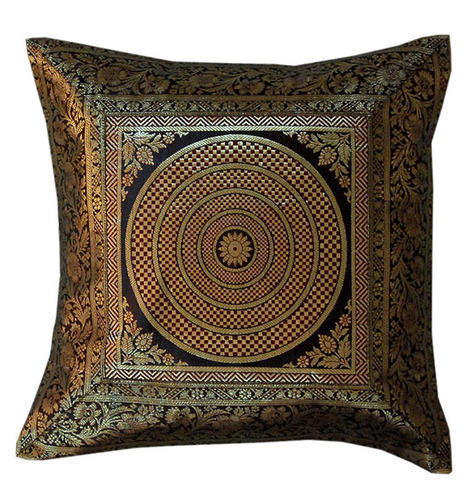 Hand Crafted Silk Cushion Covers