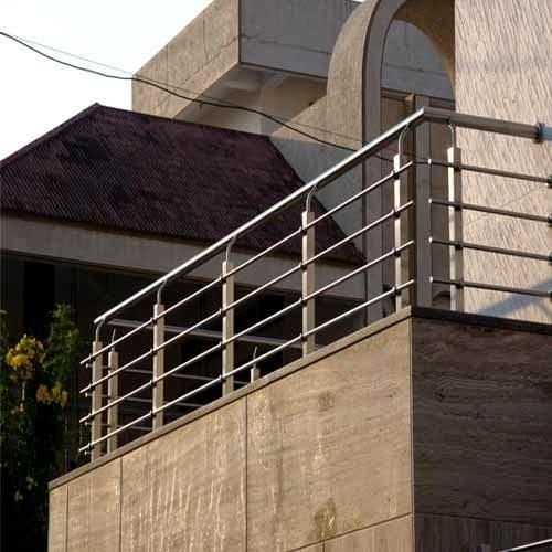 Stainless Steel Balcony Railing Ss Railings सटनलस