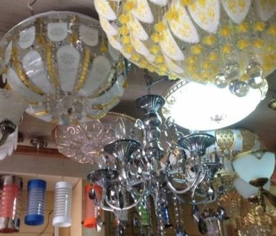 Shree Tirupati Light - Wholesaler of Chandeliers & Wall Lamps from ...