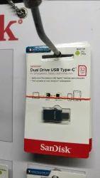 Sandisc USB OTG Type C 32 Gb