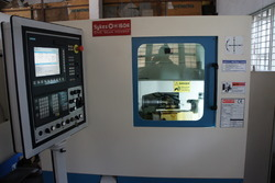 Semi-Automatic Sykes H160.4 (CNC 3 Axis) 3 Axis CNC Horizontal Gear Hobber