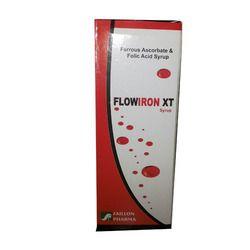 Flow Iron XT Syrup