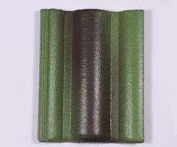 Monier Plain Concrete Roof Tile, Thickness: 20-25 Mm, Size: 420 x 330 Mm