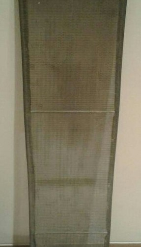 Rod Type Panel Air Filter