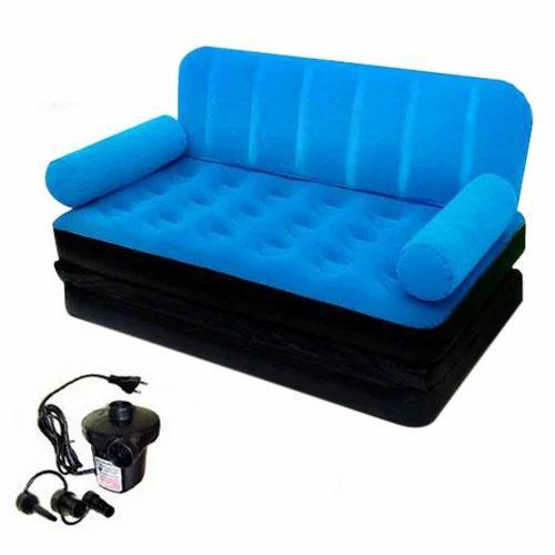 Air Sofa Cum Bed at Rs 3300 piece Kamla Nagar New Delhi ID
