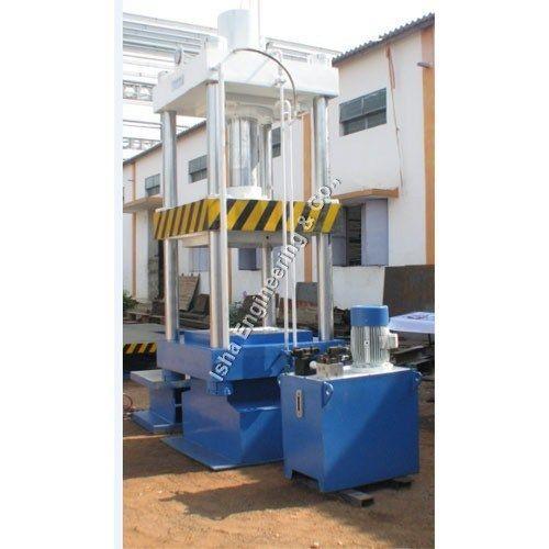 HYDRAULIC PRESS - Hydraulic Four Column Press Manufacturer