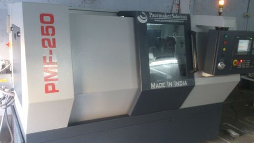 Pacemaker Solutions Educational CNC Lathe Machine, Model Name/Number: Pmf 250