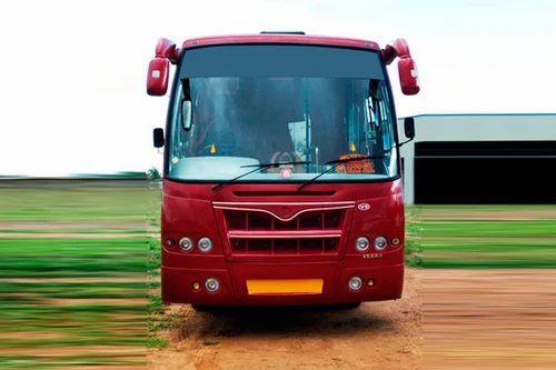 semi bus ac luxury bus ac sleeper bus manufacturer from bengaluru