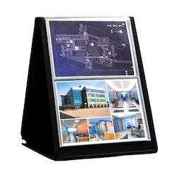 Property Papers Easel Display (20 Pockets)