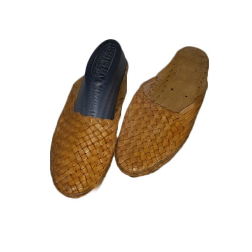 8f15fb52c1f1 Back Side Open Shoe - Gents Kolhapuri Slippers Manufacturer from New Delhi