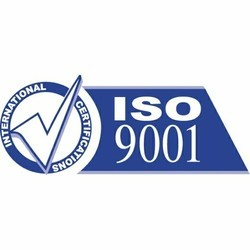ISO 9001 :2015 Certification