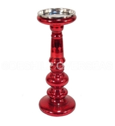 Red Pillar Holder