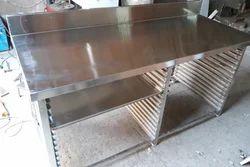 SS Tray Table