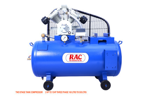 Two Stage Air Compressor, RT 200