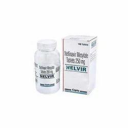 Nelfinavir Mesylate Tablets
