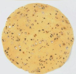 Medium Masala Udad Papad, Pack Size: 1 Kg