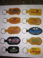 ABS Printed Keychains