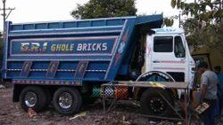 Tipper Trucks Repairing