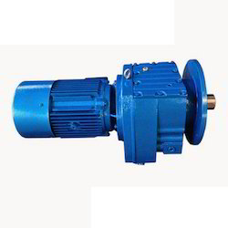 Flange Mounted Helical Geared Motors