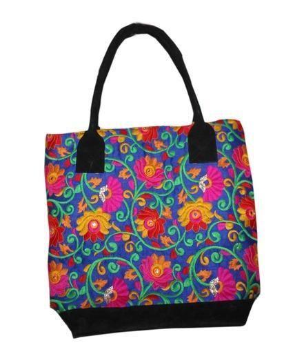 aeffd12b26 Shoulder Bag And Luggage Bag - Embroidered Bag Tote