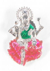 925 Silver Laxmiji Pendant