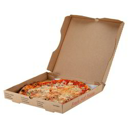 Corrugated Custom Ply Pizza Box
