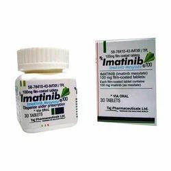 100 Mg  Imatinib Capsules