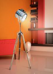 Nautical Collectable Chrome Spot Light - Searchlight Studio