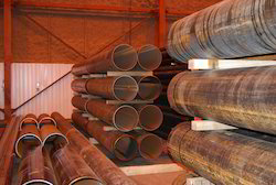 Corten Steel Tubes