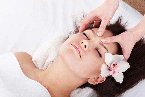 Ladies massage video