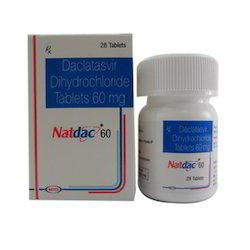 Natdac Daclatasvir 60 Mg Tablets