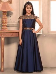 Fancy Kids Anarkali Gown
