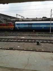 Rail Cargo Service At Aurangabad