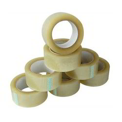 BOPP Self Adhesive Transparent Tape, For Packaging