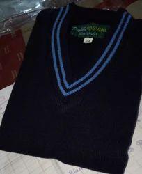 Winter deffodil School uniform sweater
