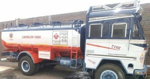 Diesel And Petrol Tanker Indian Oil 12 Kl
