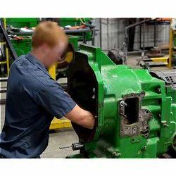 John Deere Tractor Repairing Service, Farm Agricultural