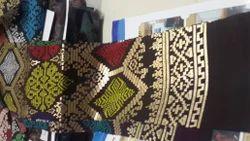 Printed Sonket Fabric