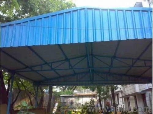 Truss Roofing Shed Work In Thiruverkadu Chennai Id