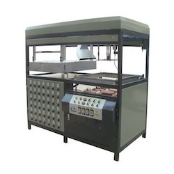 Semi Automatic Blister Forming / Skin Packing Machine SPEC