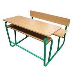 Wooden School Table Furniture