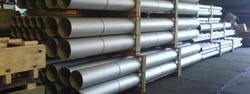 SS 321 Welded Pipe I 321H Welded Stainless Steel Pipes