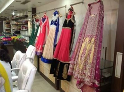 Wholesale Trader of Ladies Suits & Designer Sarees by Choice, Ludhiana
