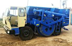 Fully Automatic Mobile Clay Brick Making Machine