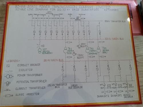 Single line diagram services satcon consultants in new town single line diagram services ccuart Images