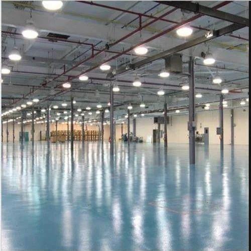 Factory Epoxy Flooring