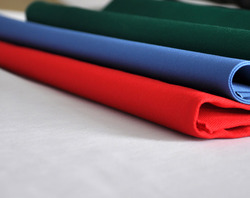 Plain Cotton/Linen Uniform Cloth